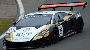 Zandvoort Masters! Blancpain Sprint Series – Siege für Lamborghini und Audi