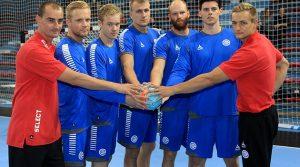 Handball Bundesliga: Die 5 NEUZUGÄNGE des VfL Gummersbach im Portrait und im HD-Video | Trainingsauftakt