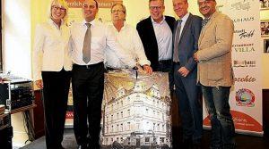Kölns traditionsreichste Brauerei Stüsser feiert 100-jähriges Jubiläum! Kölsche Prominenz gab sich die Klinke in die Hand