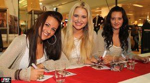 Die GirlBand gastierte mit Voulez Vous in Gummersbach! Eiszeit vorbei. Melodie wurde durch Vanessa Krasniqi ersetzt | 7x HD-Videos