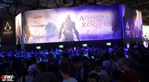 gamescom 2014 #3 Video Playlist 12x HD-Videos | TV.NEWS-on-Tour.de