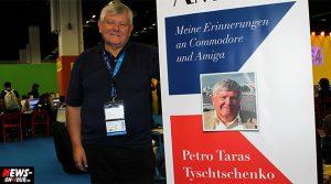 Warum ist COMMODORE Pleite gegangen? NEWS-on-Tour sprach mit Petro Taras Tyschtschenko auf der gamescom 2014