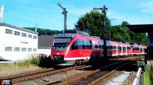 Tragischer Unfall! Engelskirchen: 13-jährige wurde von der Regionalbahn erfasst/sie verstarb an der Unfallstelle