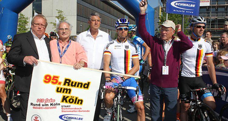 Radklassiker Rund um Köln 2015 rollt im Juni! Radsport-Verband bestätigt Termin am zweiten Juni-Sonntag