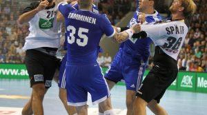 Deutschland souverän gegen Finnland 30:18 | Handball EM-Qualifikation 2016 | 4.148 Zuschauer @Schwalbe Arena Gummersbach