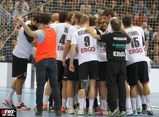 handball deutschland finnland