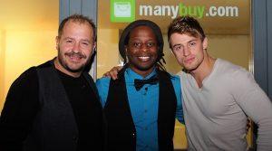 Willi Herren (39) bald TV-Moderator? Kölsche Jung besuchte Mola Adebisi (41) beim Online-Shopping-Portal Manybuy.com