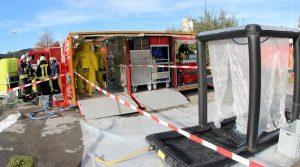 Radioaktive Strahlung im Oberbergischen Gummersbach | ABC Alarm