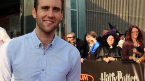 Weltstar Matthew David Lewis (25) alias Neville Longbottom kam zur Harry Potter The Exhibition Eröffnung ins Odysseum Köln