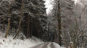 Marienheide / Gummersbach: Unfälle auf winterglatter Fahrbahn! Erste Unfälle verliefen glimpflich