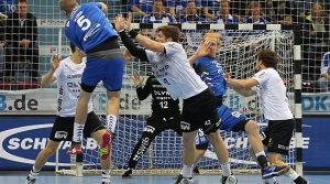 DHB Pokal: Locker Spaziergang für den VfL Gummersbach gegen Bietigheim! Einzug ins Achtelfinale vor 1.159 Zuschauern