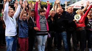 Willi Herren Fanclub-Treffen lockte rund 350 Fans aus ganz Deutschland nach Köln ins Wiener Steffie