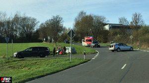Lindlar (Klause): Unfallbilanz! Schwerverletzte, Leichtverletzte und hoher Sachschaden | Oberbergischer Kreis