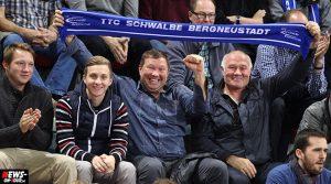 Sensationell! (Final Update) TTC Schwalbe Bergneustadt überrollt TTC Hagen fast fehlerfrei mit 3:1 | Mit Videos | Schwalbe Arena