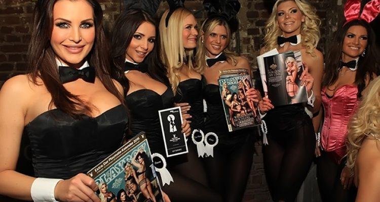 Playboy Club-Tour 2014/2015: Playmates feierten mit Star DJ R3hab in der Nachtresidenz in Düsseldorf | Final Update: Alle Fotos