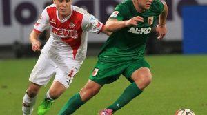 Esswein versaut den Kölnern die Partie in letzter Minute | 1. FC Köln vs. FC Augsburg | Final Update: 70 HQ-Fotos + 3x Videos