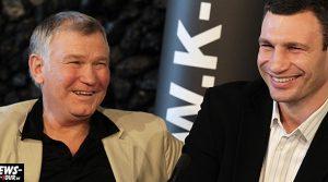 Fritz Sdunek (67) der BESTE BOXTRAINER DER WELT ist tot! Die Boxwelt trauert um eine Legende