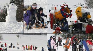 Reichshof-Eckenhagen Skigebiet Blockhaus (Hähnen): Wintersportler aufgepasst! Lift für Rodler am So. 28.12.2014 in Betrieb