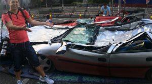 Ratgeber: Vandalismus an Autos in Deutschland! Wird der Schaden über die Kasko übernommen?