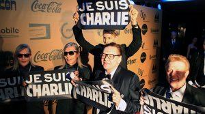 Jummimüüs Charity Gala 2015 sehr solidarisch: Je suis Charlie! (Final Update!) Helmut Berger, Zachi Noy und die Botox Boys bekennen Flagge | Maritim Hotel Köln