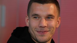 Deal fix! Lukas Podolski (29) Wechsel von Arsenal London zu Inter Mailand perfekt!