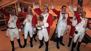Tollitäten Bowling 2015 kam riesig an! Bowling Center Bergneustadt feierte Torwache Ründeroth zum ersten Sieger