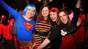 Karneval in Gummersbach 2015: Tolle Stimmung und volles Haus (Halle 32) an Weiberfastnacht! | ALLE HQ-Bilder & HD-Videos!!