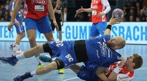 Dramatik und Emotionen pur im Handball-Derby: VfL Gummersbach – Bergischer HC 31:28 | 59 Tore, 2x ROT, 30 Strafminuten