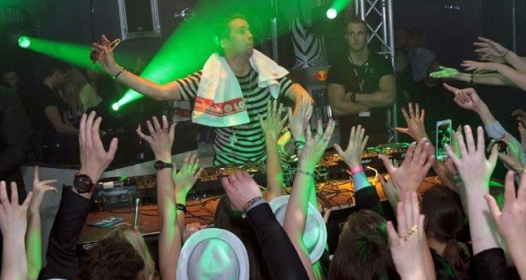 DJ Antoine: Aus der DSDS-JURY in die Clubs! OX Freudenberg 27.03.2015