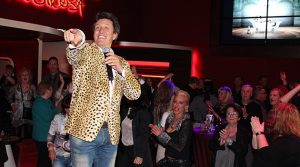 Peter Grimberg erfolgreiche Album Premiere ´Good Times´ im Oberhausener Szeneclub Rubirosa