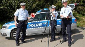 Radarfallen: Vorsicht! Hier wird geblitzt ab Mo. 27.04.2015 im Oberbergischen Kreis | Radarkontrollen der Polizei KW 18/2015