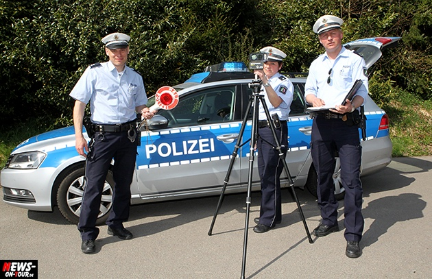 Radar Polizei