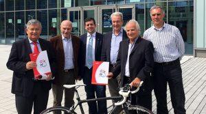 Rund um Köln: Radprofis starten zur 99. Auflage direkt aus der SCHWALBE Arena in Gummersbach | Mit TV-Beitrag!