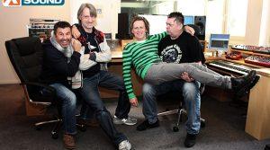 Sind die RTL-Autohändler Jörg und Dragan die coolsten Jungs? Zu Besuch im Xtreme Sound Studio (Köln)