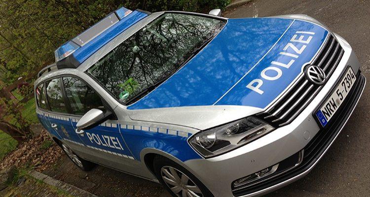 Nümbrecht: 33-Jähriger kam nach Verkehrsunfall in Polizeigewahrsam