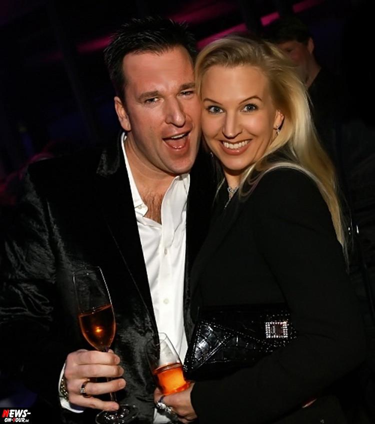 Michael Wendler: Stepping Out! Michael Wendler Und Frau Claudia Norberg Bei