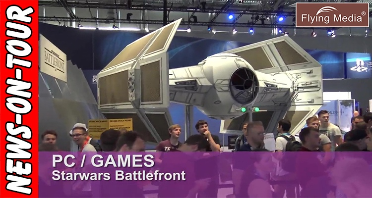 +++ PC/GAMES +++ Starwars Battlefront ab November am Start! Exklusive Infos…