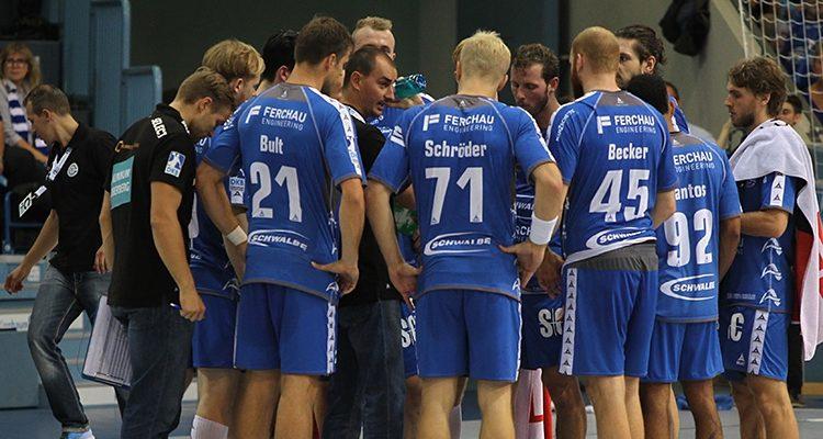 Vorankündigung: VfL Gummersbach gegen SC DHfK Leipzig! Heute: Sa. 26.09.2015 – 19:00 Uhr, SCHWALBE arena Gummersbach