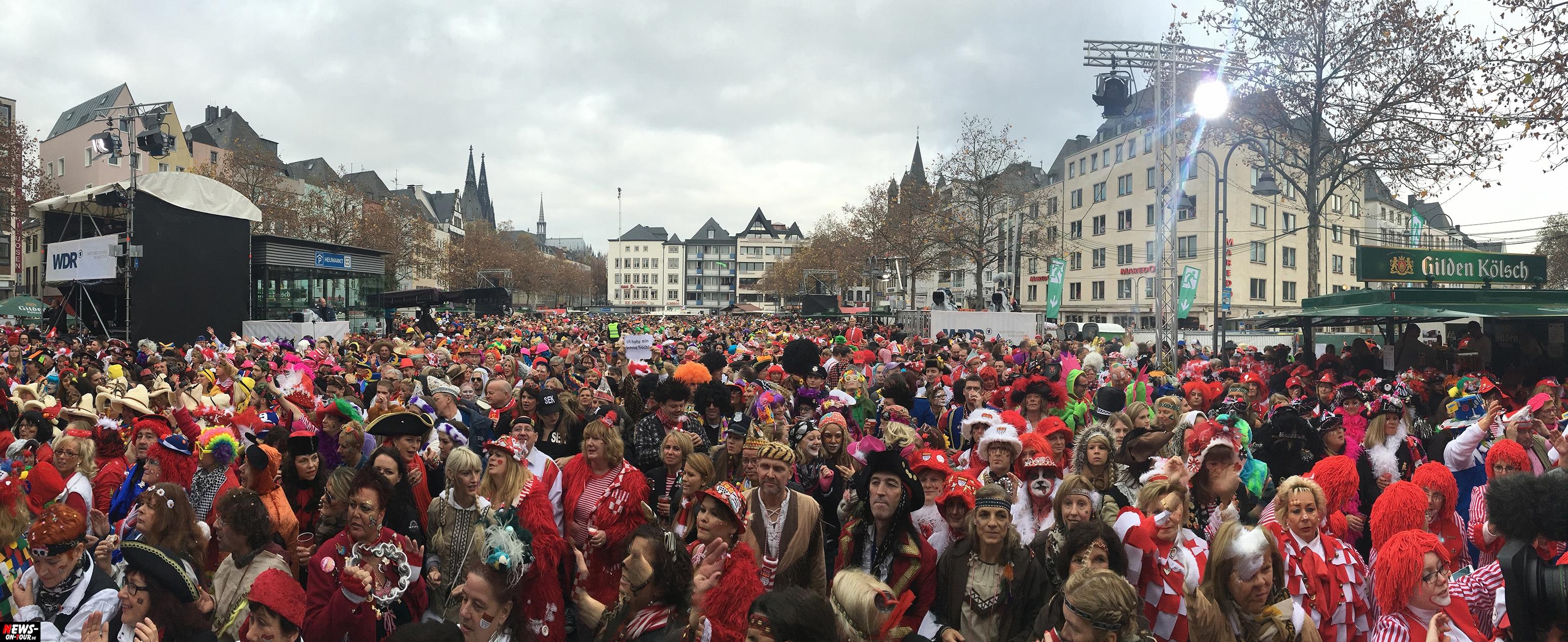 Heumarkt Köln Karneval