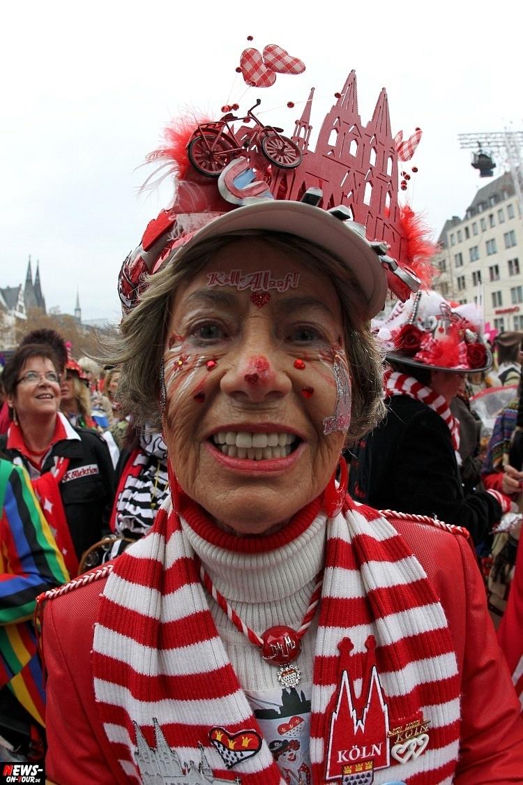 Mer stelle alles op der kopp! karneval am 11.11.2015 in köln ...