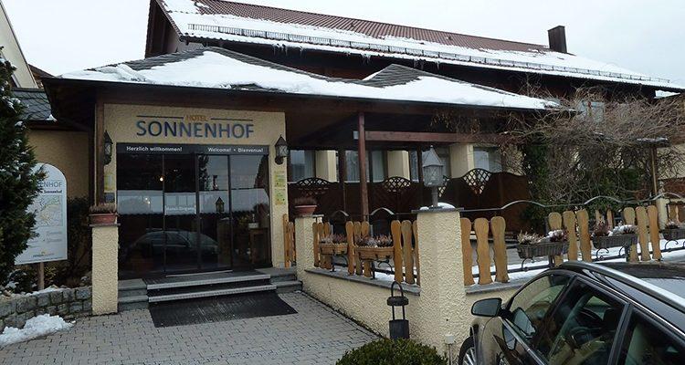 Feuer im Hotel von ANDREA BERG! (Aspach) Brand auf dem Gelände des Erlebnishotels Sonnenhof