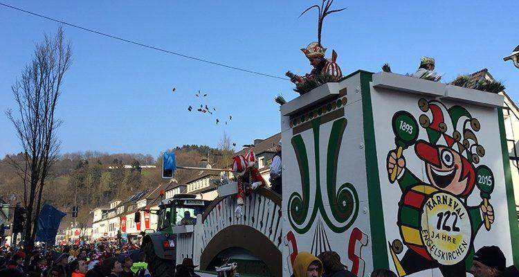 Kaum Krawall am Karnevalsmontag im Oberbergischen Kreis