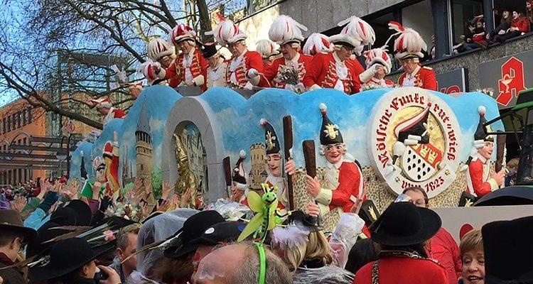 Sicher und fröhlich in den Karneval starten! Sicherheitstipps der Polizei