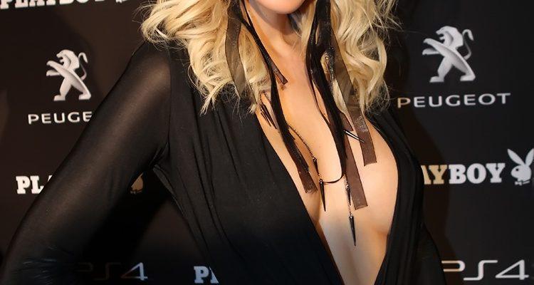 US-Cover Girl! Deutschlands heißestes Playmate (Playboy): Tanja Brockmann (27) ´SULTRY MAGAZINE´