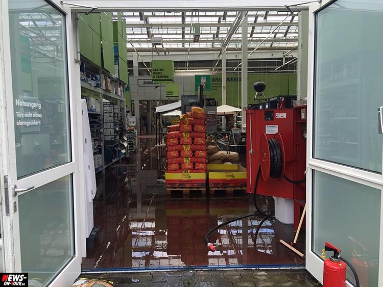 gummersbach evakuierung feuer in toom baumarkt vollmerhausen drei personen verletzt