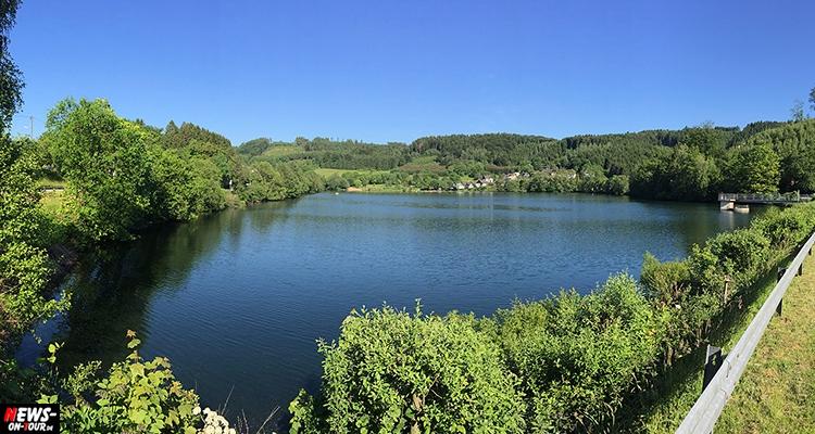Regionale Talsperren des Wupperverbandes bieten Abkühlung an den heißen Sommertagen! In der Bever-, Wupper-, Lingese- und Brucher-Talsperre ist das Baden offiziell erlaubt
