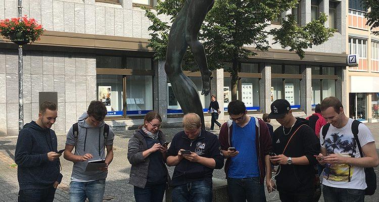 Pokémon Go App = Daten & Akkufresser! Vorsicht beim Handy-Datenvolumen…
