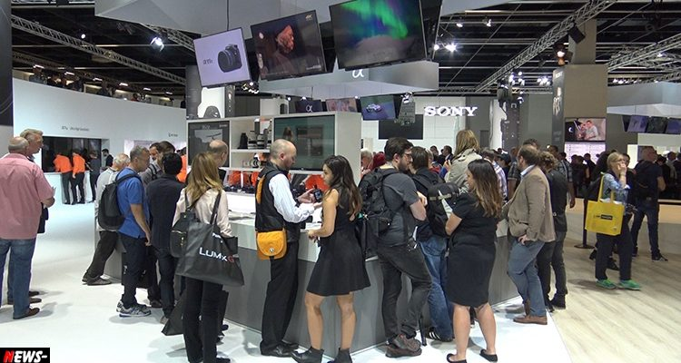 Die photokina wird bis auf Weiteres ausgesetzt! Rückgänge im Imagingmarkt zwingen zu hartem Schnitt nach 70 Jahren