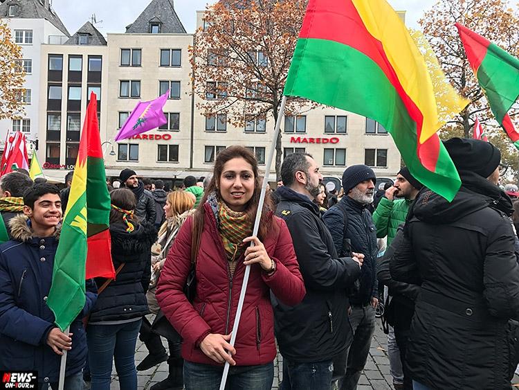 Kurden Demo Köln