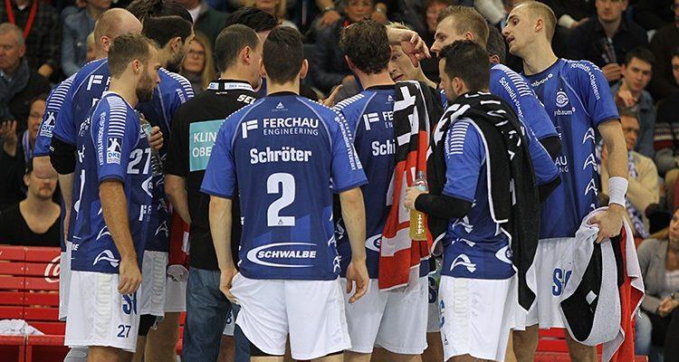 VfL Gummersbach erwartet heißen Tanz gegen TSV Hannover-Burgdorf! Anpfiff Mi. 21.12.2016 um 19 Uhr @TUI-Arena Hannover